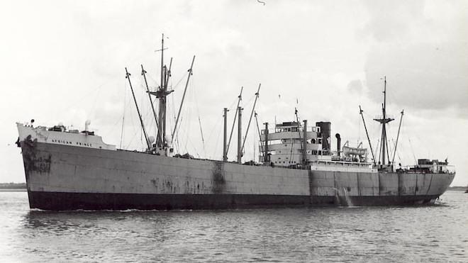 Sister Ship African Prince