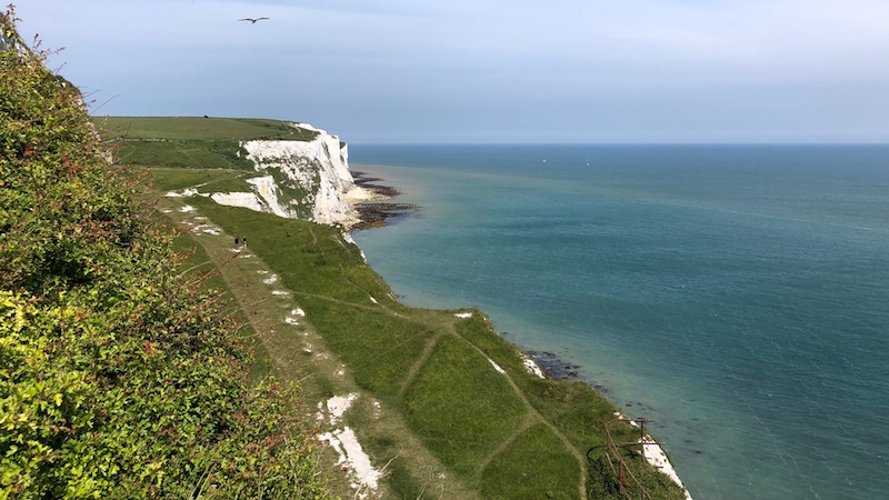 Diving From Dover
